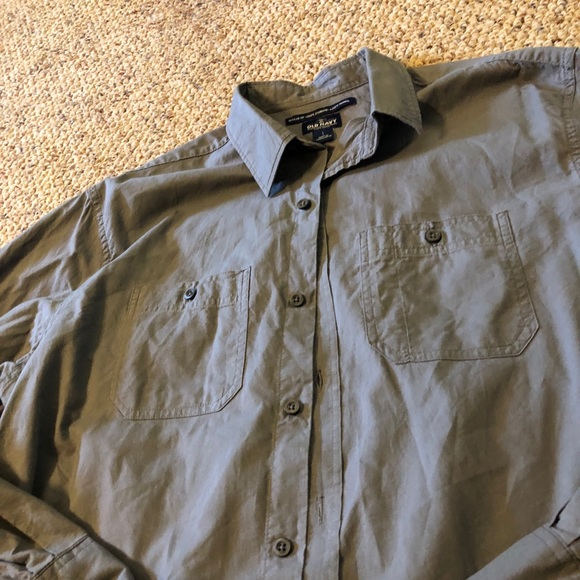 Old Navy Other - Cotton button down